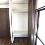 2階4.3帖洋室1収納