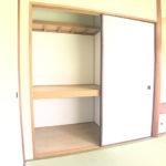 1階和室収納